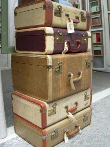 Suitcases, Luggage, Baggage