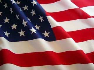 American Flag Flutters - Discover America Daily Getaways