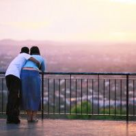 Romantic Travel - Couples Travel