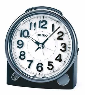 Seiko Alarm Clock - Gifts for Dad
