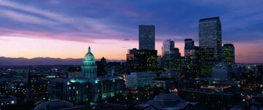 Downtown Denver - Evening - Colorado Capitol - photo credit: Ritz-Carlton Denver