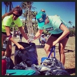 Voluntourism Spotlight: Keep the Ocean Clean in Maui