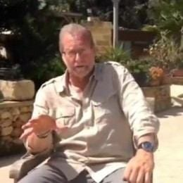 Peter Greenberg Answers the ALS Ice Bucket Challenge