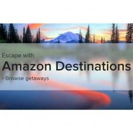 Travel Tip: Amazon Destinations Adds Another Way to Book Online