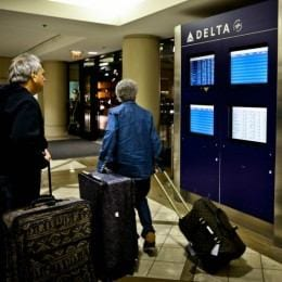 Travel Tip: Delta Creates New Tracking System for Checked Luggage