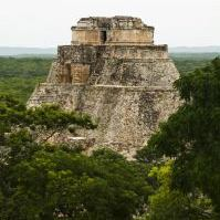Uxmal Mexico more ruins