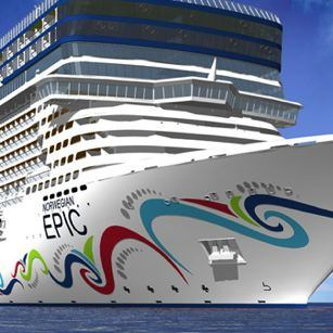 Norwegian Epic - NCL's newest (and biggest) cruise ship