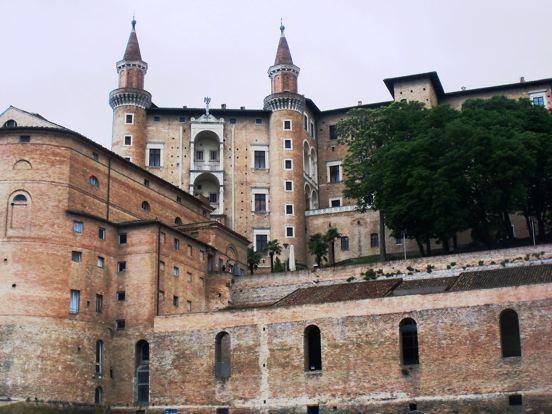 Urbino's Fortress