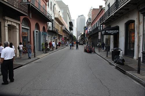 New Orleans, credit Beadmobile via Flickr Creative Commons