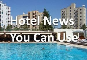 Hotel News You Can Use