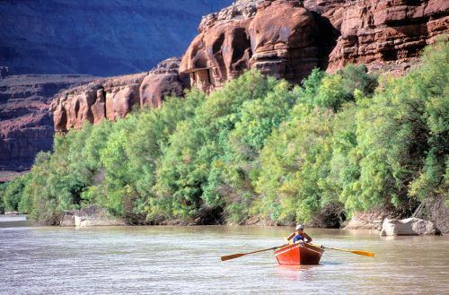Canyonlands kayaking