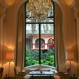 Peter Greenberg Worldwide—Hôtel Plaza Athénée, Paris, France—November 19, 2016